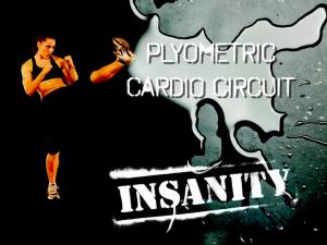 Plyometric Cardio Circuit